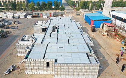 建筑铝模板